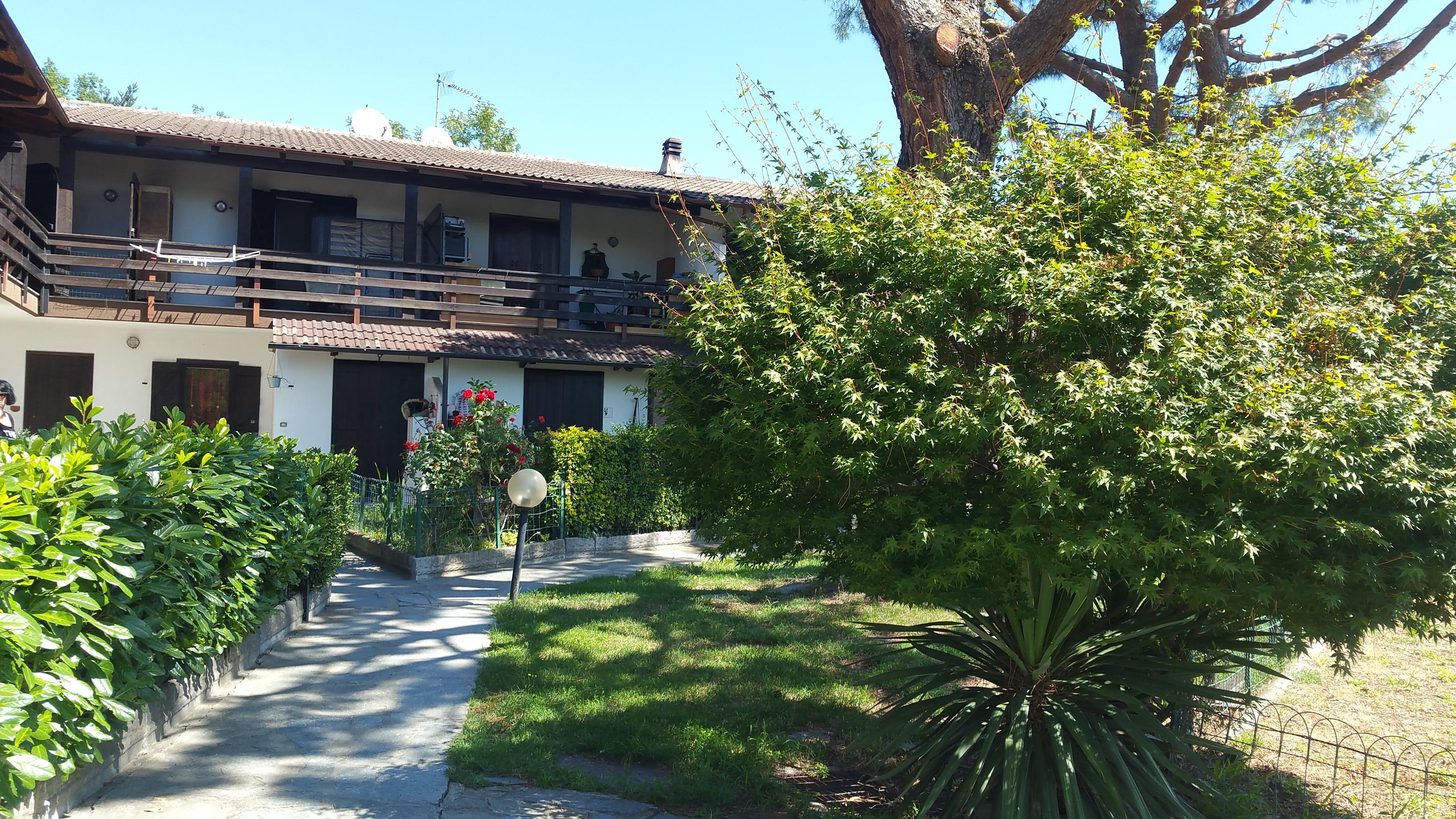 Collina Roletto piccolo appartamento con giardino
